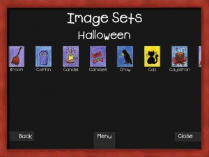 Halloween Chalk Up!