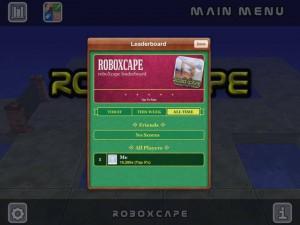 roboXcape - gamecenter