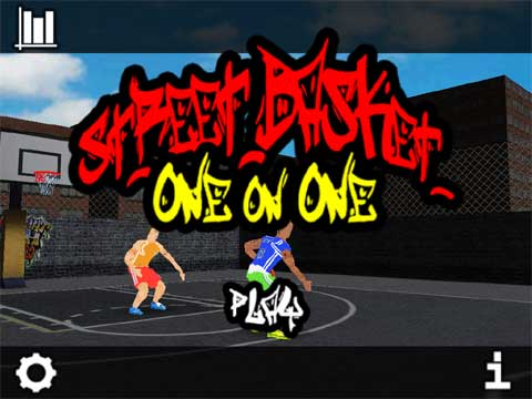 Street Basket: One on One [home]