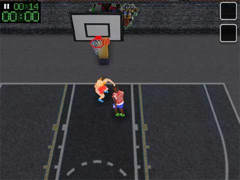 Street Basket: One on One [ingame]