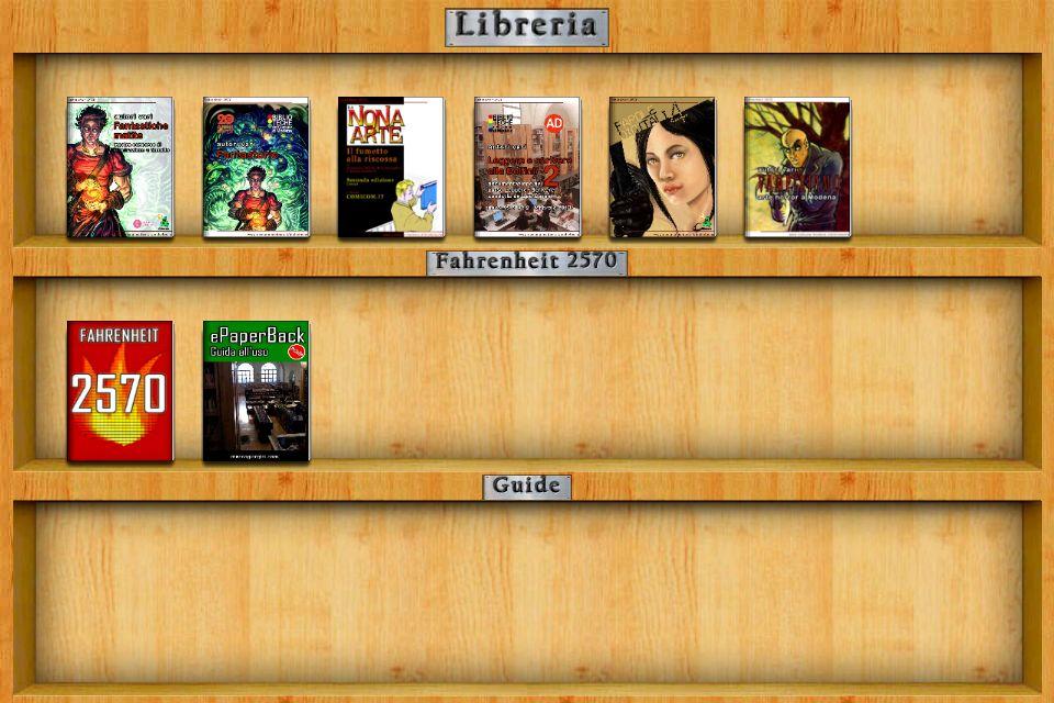 Fahrenheit 2570 Library
