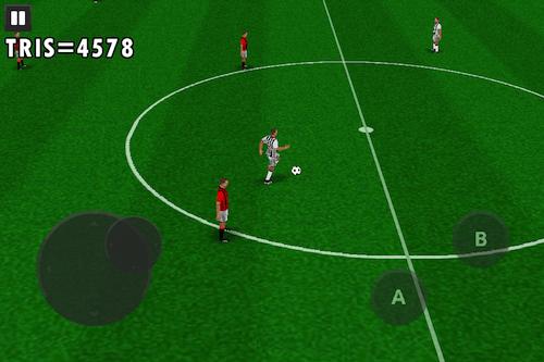 King Soccer (study)