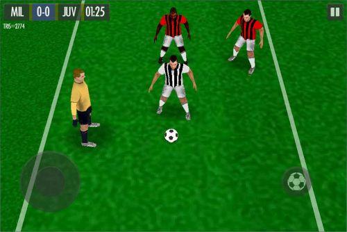 easySoccer3D - goalkeepr