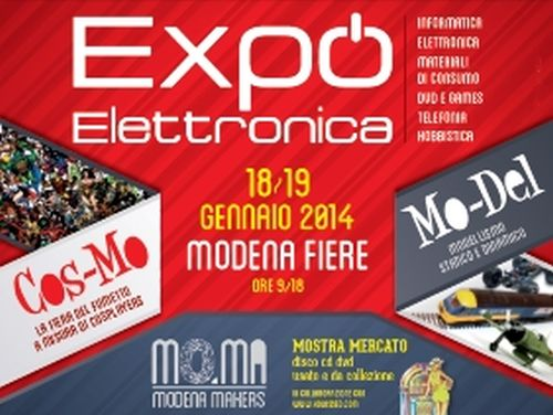 Expo Elettronica 2014