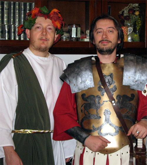 Bacco e Maximus