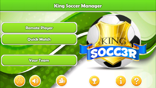 King Soccer Challenge