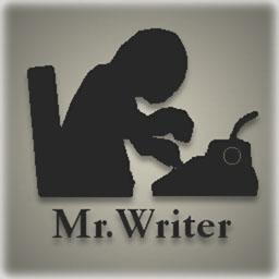 mrwriter-icon