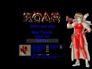 roar-select