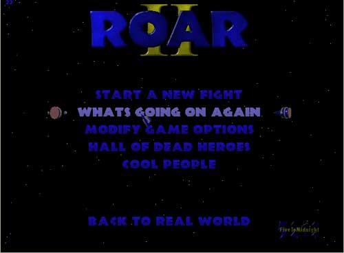 roarII-homepage